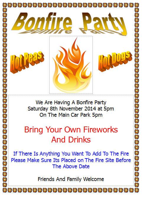 bonfireparty